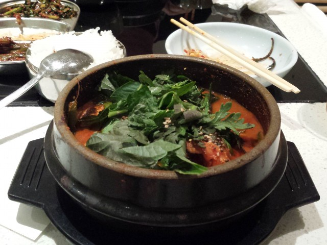 Roy Choi's POT: The Restaurant in Korea Town (Los Angeles that is)