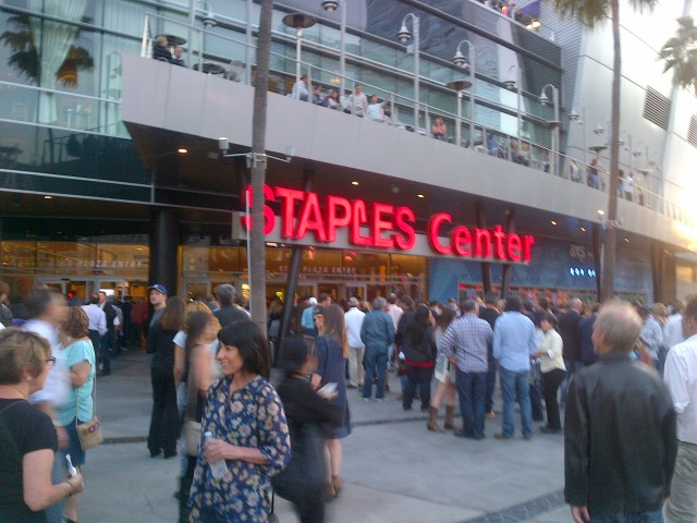The Staples Center downtown Los Angeles has always something to offer when it comes to Local Events